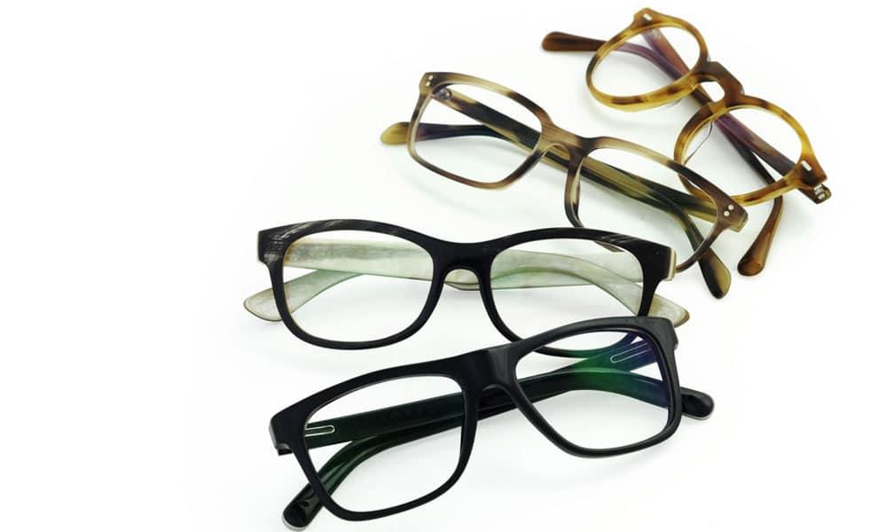 Brilleninspektion im Optikhaus Krefeld