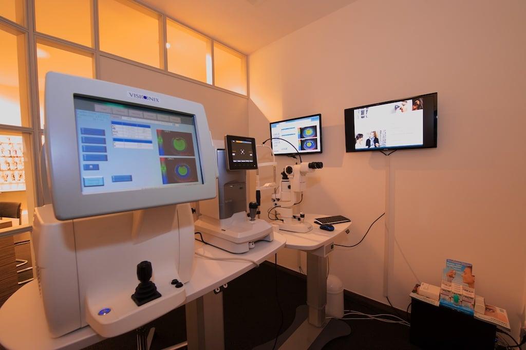 Labor im Optikhaus Krefeld