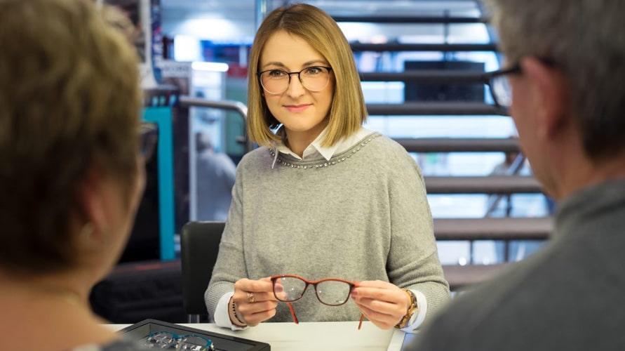 Sehberatung Computerarbeitsplatzbrille