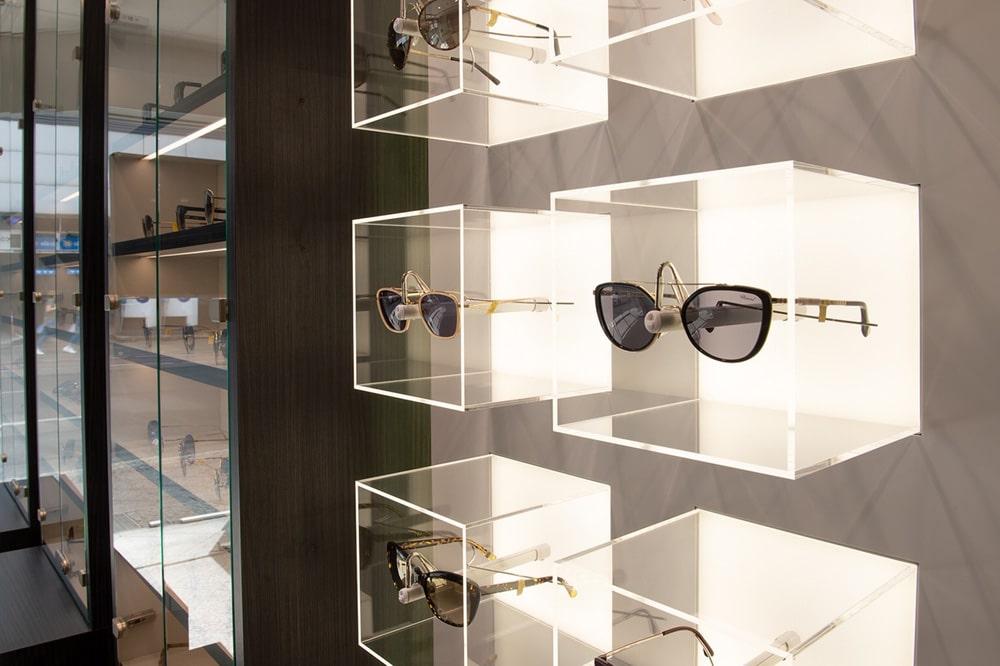 Sonnenbrillen im Optikhaus Krefeld