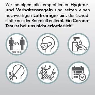 Corona Maßnahmen Optikhaus Krefeld